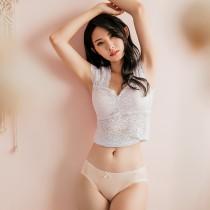 【Neoner銀離子】天絲棉低腰基本款-粉膚