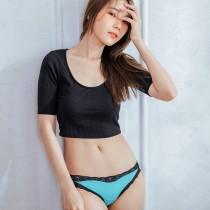 【Neoner】莫代爾親膚日用型生理褲-湖水綠