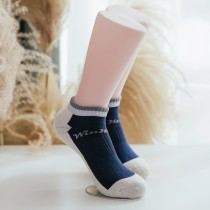 【Neoner銀離子】強效抗菌除臭女襪-藏青